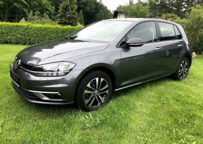 VW Golf VII IQ-Drive DSG