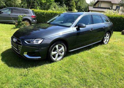 Audi A4 Avant 40 TDI S-tronic